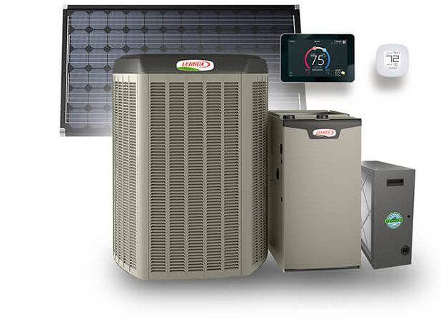 Air conditioning repair charlotte nc heating service and for Lennox program