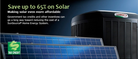 Lennox Solar Tax Credit
